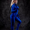 Samus Aran in her Zero Suit