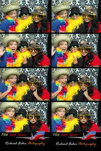 SWA spirit week, My first photo booth gig.