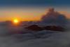 Sunrise Haleakala Crater