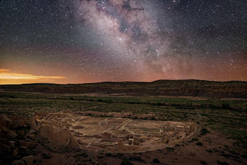 Pueblo Bonito, Cliff View