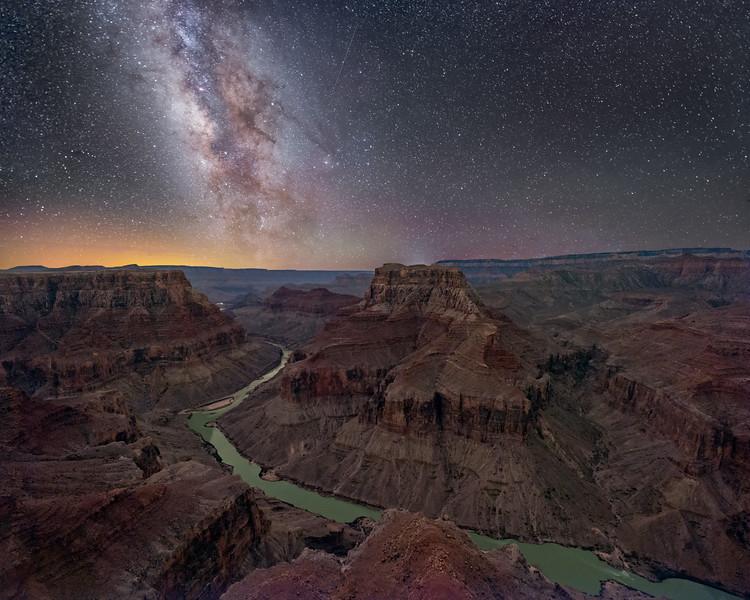 Colorado River, East Rim Grand Canyon