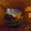 Ancient Pueblo or Anasazi  Ruins