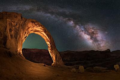 Corona Arch Panorama (2)
