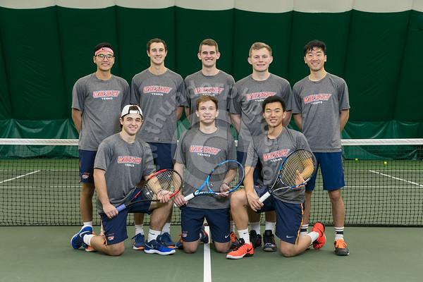 Wheaton College 2018 Men's Tennis