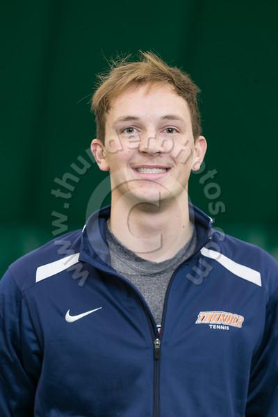 Wheaton College 2018 Men's Tennis Team