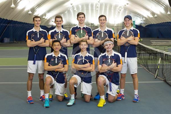 Men's Tennis 2016