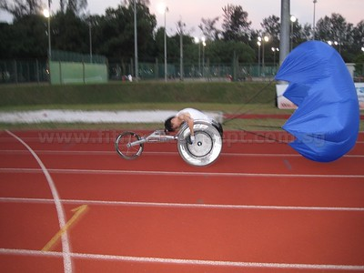 Wheel Chair Racing