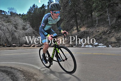 Chad Young Lookout Time Trial