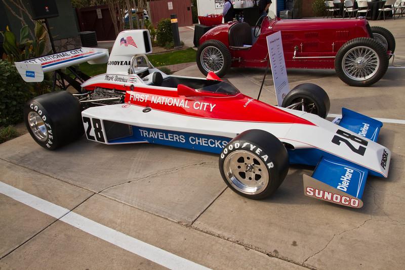 Mark Donahue's Penske PC-1 was a winner