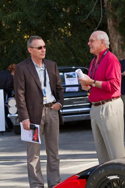 Bob Hardison & a guest