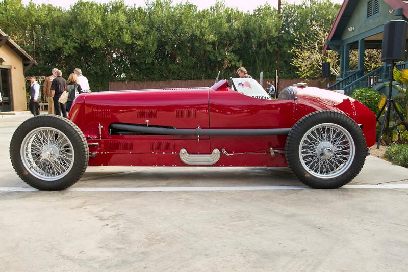 Early Maseratti F1 Racer