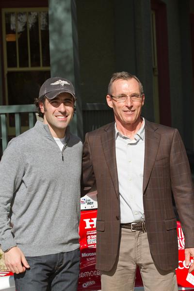 ....with Bob Hardison