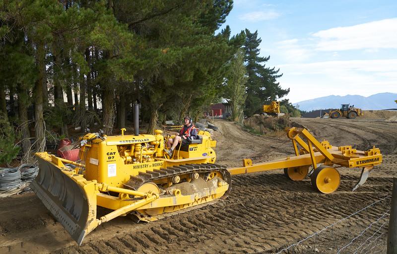 CAT Bulldozer D7 9299