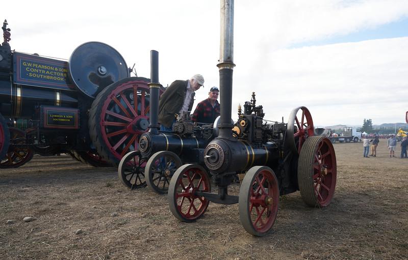 Traction Engine 9258