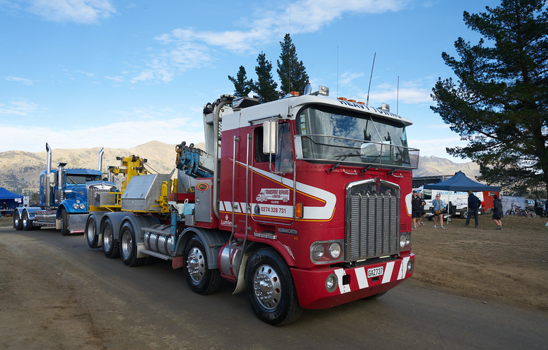 Mack Truck 9262