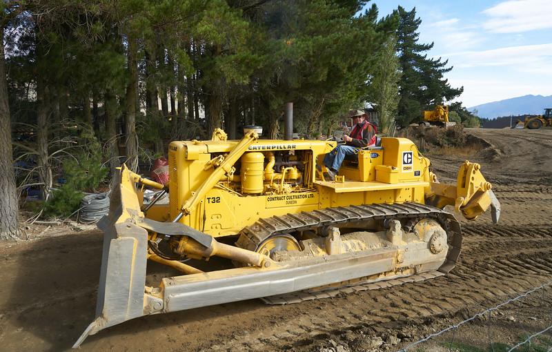 CAT Bulldozer D8 9296