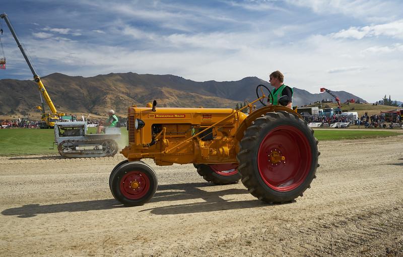 Minniappalas  Tractor 9322