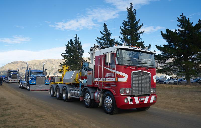 Mack Truck 9265