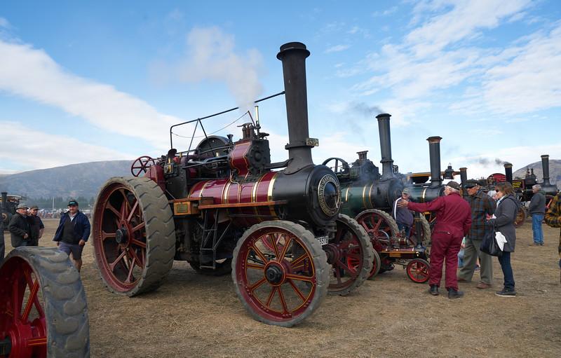 Traction Engine 9247