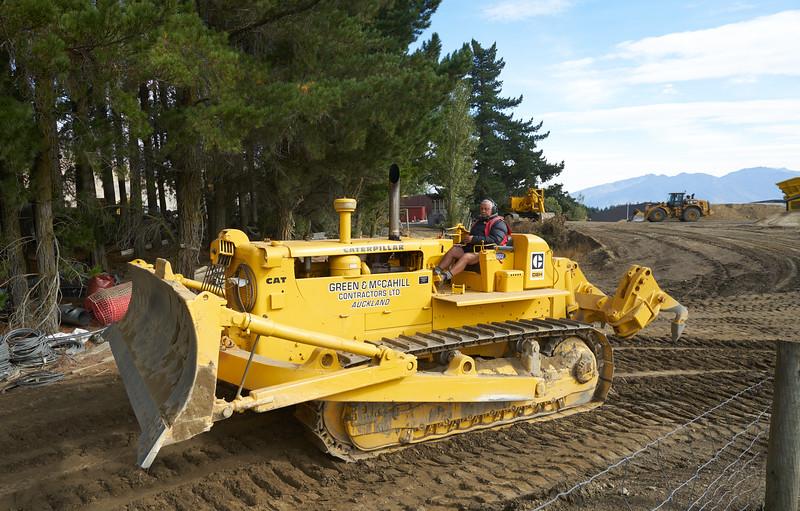 CAT Bulldozer D8 9300