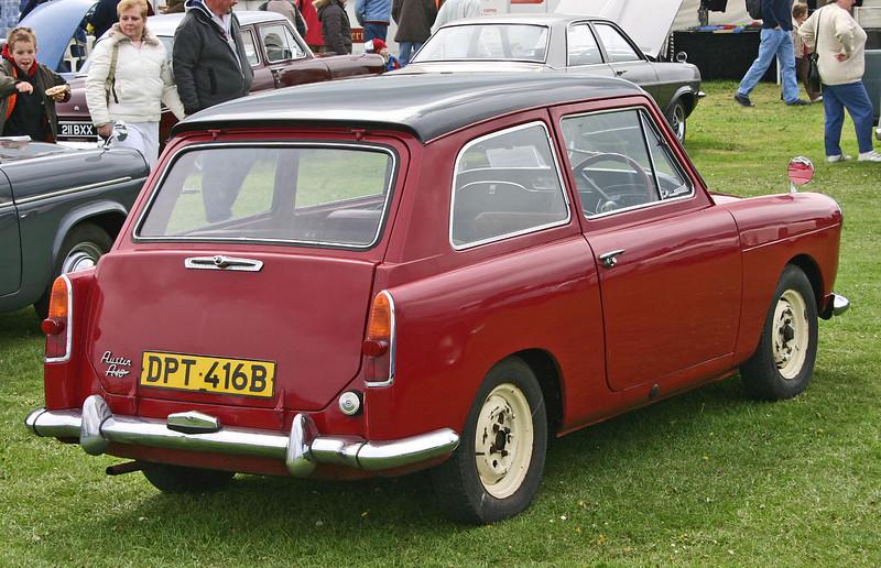 Austin A40 MkII Countryman