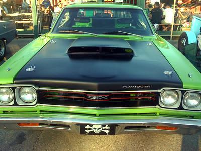 Interesting cars of Calgary