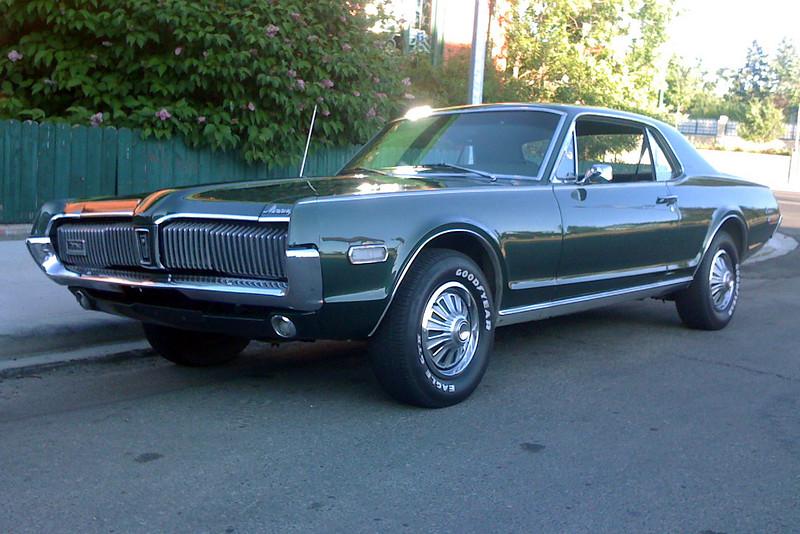 Mercury Cougar 1970's
