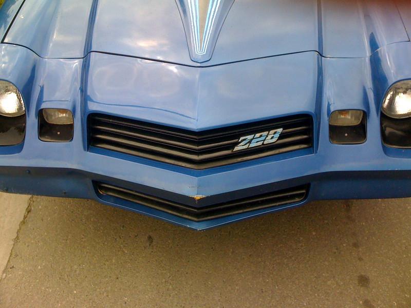 2nd. generation Camaro