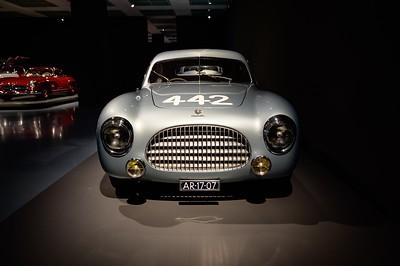 Cisitalia 202 SC Berlinetta