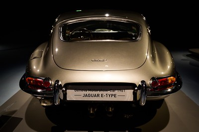 Jaguar E-Type Coupé