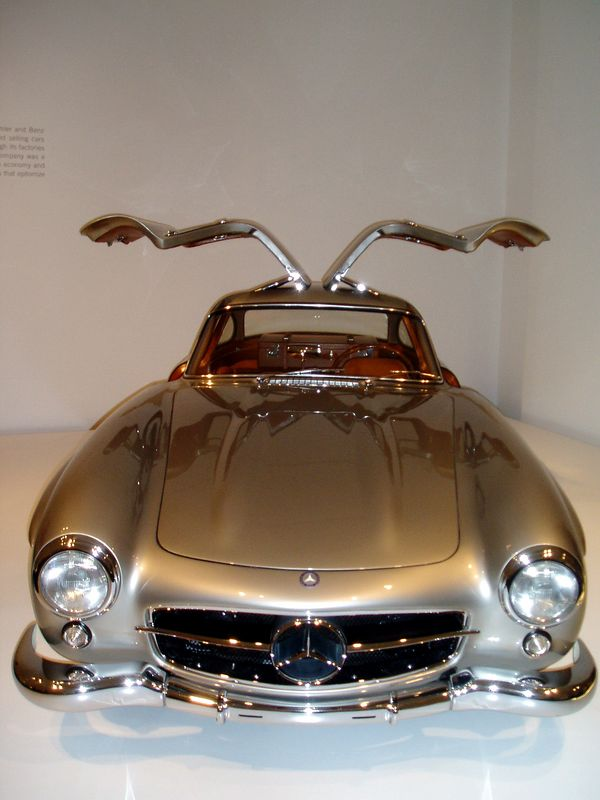 1955 Mercedes Benz 300SL Coupe