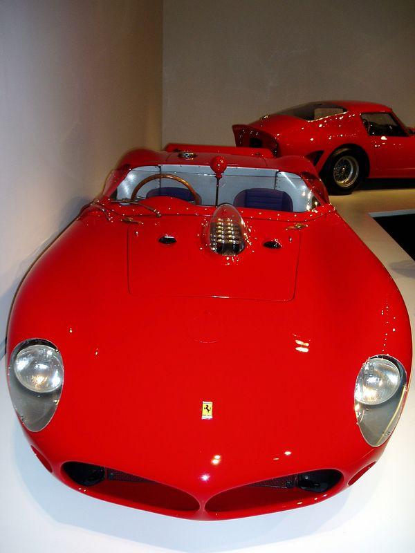1961 Ferrari 250 TR61 Spyder Fantuzzi