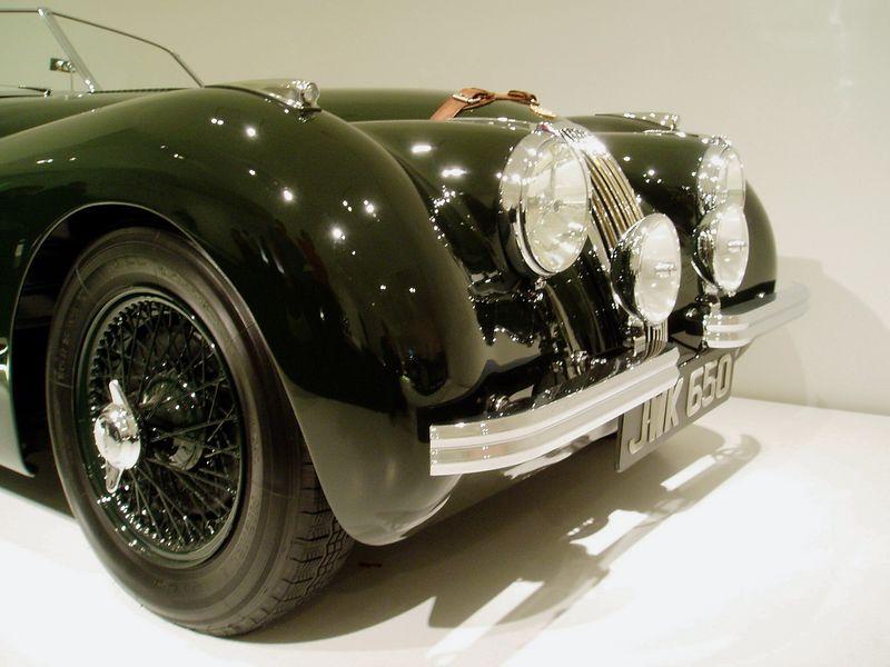 1950 Jaguar XK120 Alloy Roadster