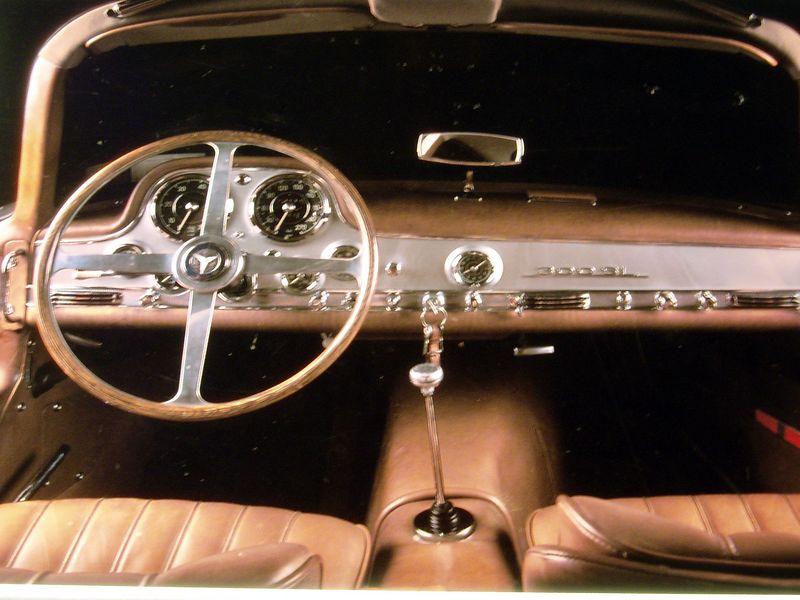 1955 Mercedes Benz 300SL Coupe