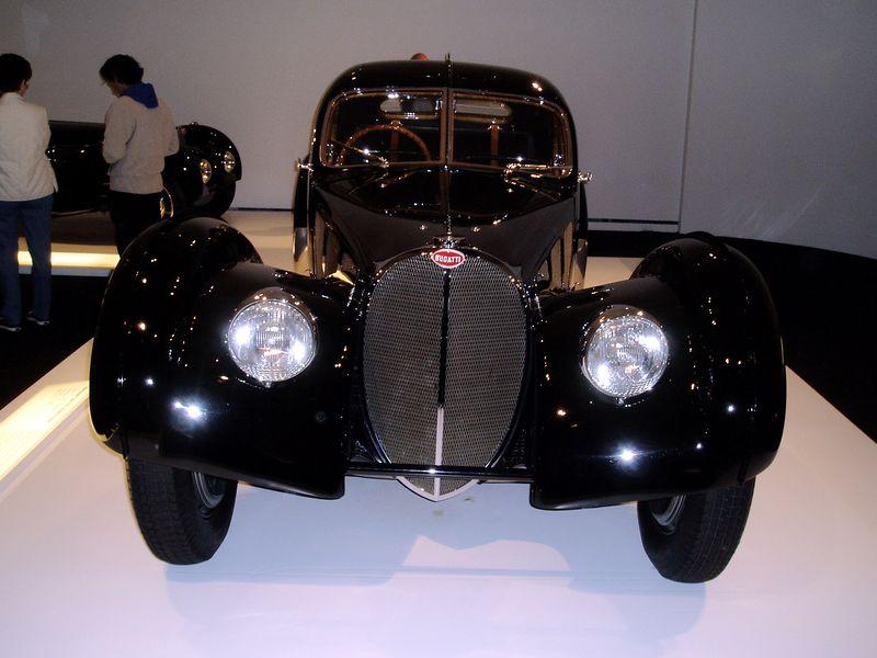 1938 Bugatti Atlantic Coupe, type 57SC