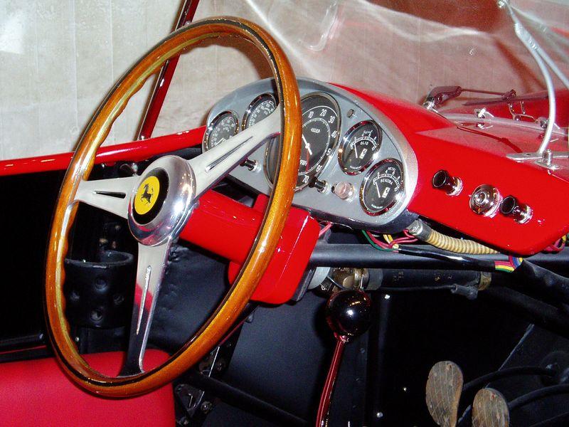 1958 Ferrari Testa Rossa