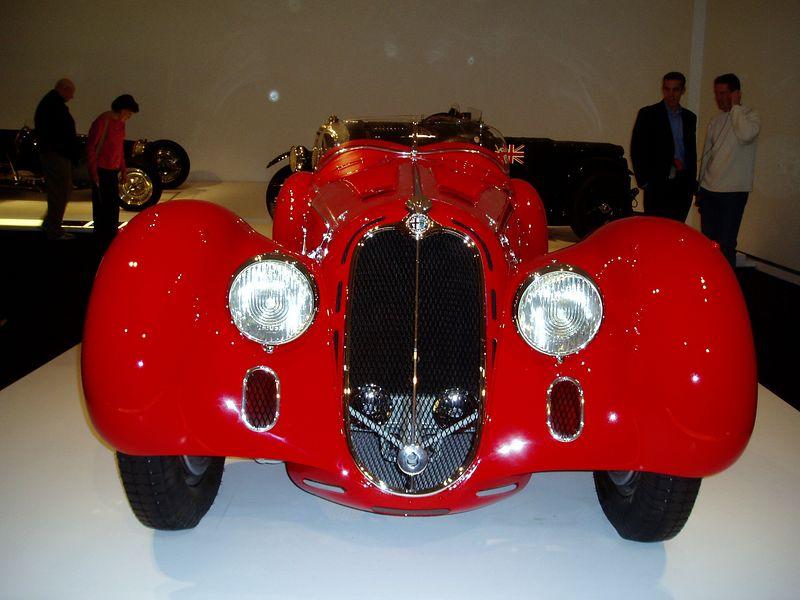 1938 Alfa Romeo 8C2900 Mille MIglia