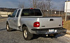 Ford 1998 F-150 in January 2012.