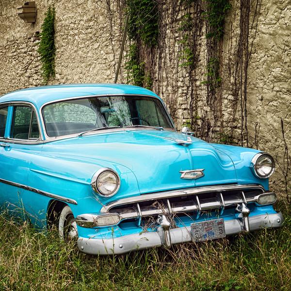 Old Chevy,  Navasota