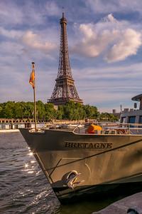 Paris ain't in Bretagne