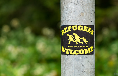 Refugees squared / Flüchtlinge hoch zwei