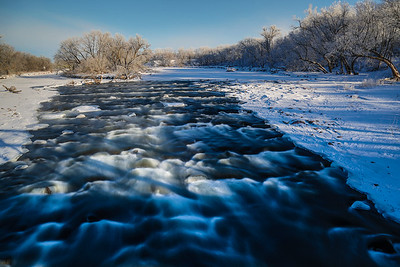 Rushing Winter Waters