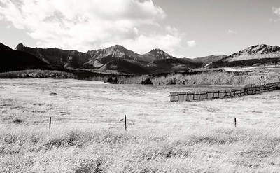 Waterton Fence