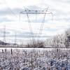 Winter Power Lines