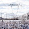 Winter Power Lines