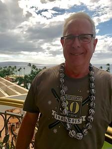Bob Rude in Maui