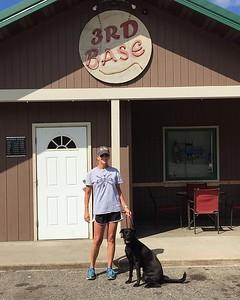 Barb Everson - 3rd Base - LaPorte, MN