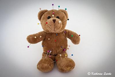 Voodoo Teddy