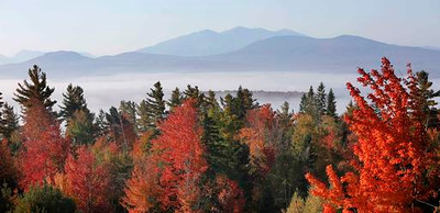 Where to see the best fall foliage