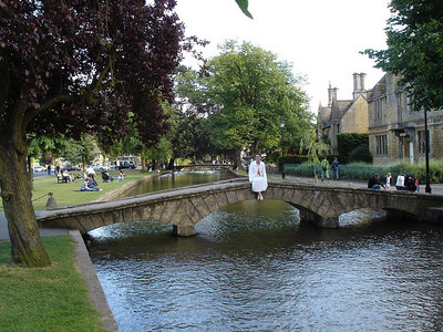 Bourton on the Water, River Windrush